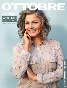 Ottobre design woman 5/2017 Herbst/Winter